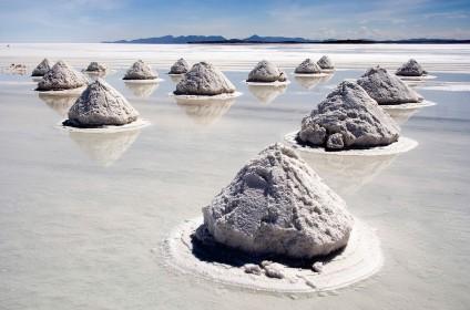 Bolivia. Paisajes de otro mundo