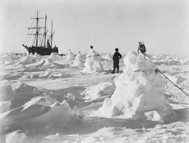 La Antártida de Shackleton, con Javier Cacho
