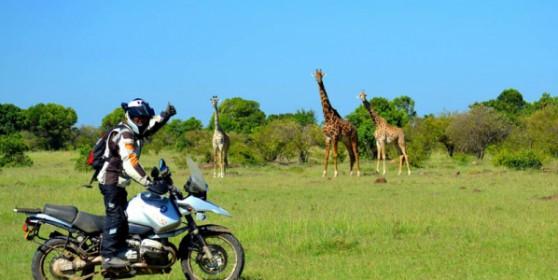 Viajar en moto, con Gustavo Cuervo; y la nueva expedición de Larramendi con el Trineo de Viento