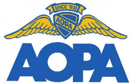 Apoyando a la aviación…..AOPA