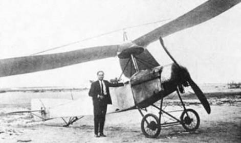 La historia y el arte de volar