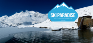 Ski Paradise, pasion por la nieve. Empezamos a pensar en blanco…