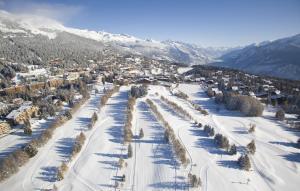 Esquiar en Crans-Montana, Alpes Suizos. Vestirnos por capas con Ivan de Patrick Sport.