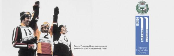 Museo del Esquí Paquito Fernández Ochoa, entrevistamos a Isabel Esparza i Bofill responsable de comunicación del museo. Nos visita Nacho Ferrer Catena exdirector de la Revista Trofeo Nieve. Iván Besson de Patrick Sport nos cuenta novedades.