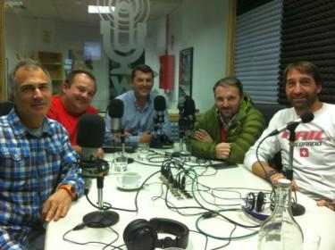 Entrevistamos a Aureli Bisbe, Presidente de Atudem y a Luis Pantoja, Jefe del Observatorio Meteorológico del Puerto de Navacerrada