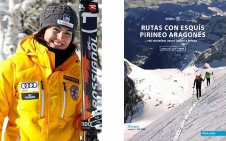 Entrevista a nuestra campeona María José Rienda. Rutas con esquís por el Pirineo Aragonés con Jorge García-Dihinx.