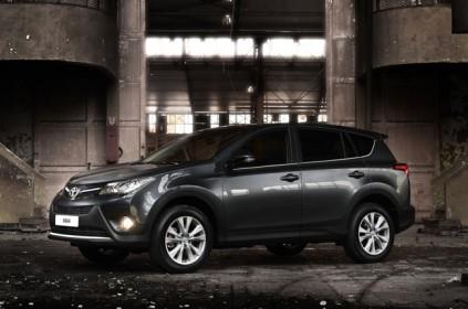 El nuevo Toyota RAV 4, el resumen de la Baja Almanzora 2013 y el regional madrileño