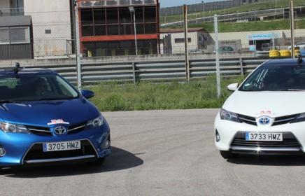 Prueba tecnología híbrida vs tecnología diesel. Análisis y debate de la actualidad en competición del fin de semana