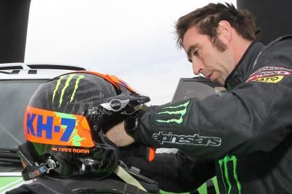 ¿Es vital tener un equipamiento homologado y no caducado en la competición de automovilismo?