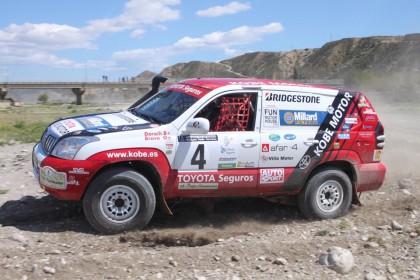 Previo especial Campeonato de España de Rallyes Todo Terreno 2014