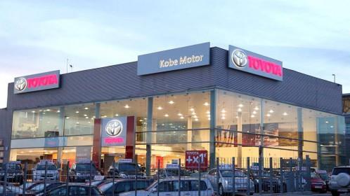 Toyota Kobe Motor, un caso de éxito incluso en época de crisis
