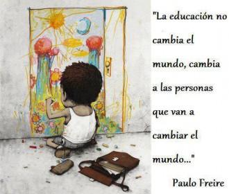 El mundo educativo