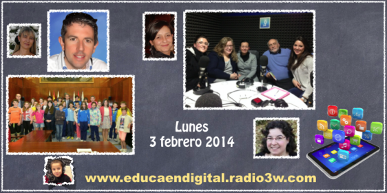 Raúl Diego, Erasmus y Apps para tu tablet