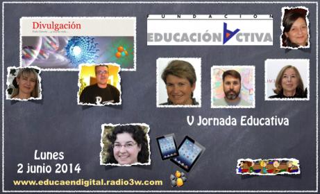 V Jornada Educativa Neurodidáctica, Proyectos en Informática y Repaso en Primaria y ESO