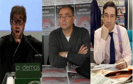 """La prima de Granados se afilia a Podemos, entrevista a CGT sobre las tarjetas """"black"""" de RENFE, Pedro Jota y la corrupción de PP y PSOE"""
