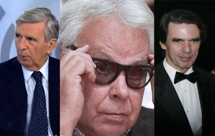 Roberto Centeno detalla las comisiones de Juan Carlos y Corinna. ¿Huyen? Felipe González a Colombia y Aznar a EEUU