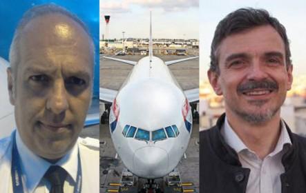 Entrevistas a pilotos de Airbus 320, el avión estrellado en los Alpes, y a José Manuel López (Podemos) candidato a la Comunidad de Madrid