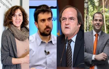 Elecciones 24-M: Entrevistas con Irene Lozano (UPyD), Ramón Espinar (Podemos), Gabilondo (PSOE) y Aguado (Ciudadanos)