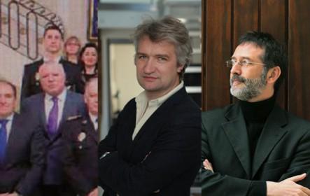 El comisario Villarejo ataca de nuevo. Entrevistas sobre libros políticos con Torrox (Trevijano) y Gylden (Fidel Castro)