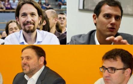 """El """"tamayazo"""" de Madrid: pactos de C's y Podemos. La corrupción de Oriol (ERC) y los EREs"""