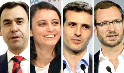 Rajoy y su nuevo equipo: un gay, una pacifista, un topo en CiU y un imputado