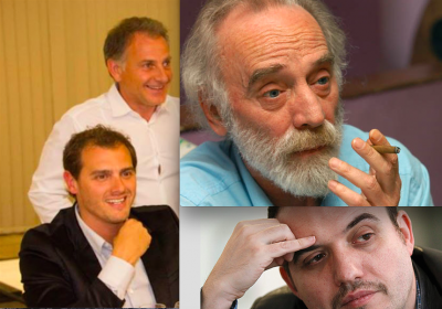 Primarias en Ciudadanos y el último graznido de Javier Krahe: entrevistas con Juan Rubio (Cs) y David Torres